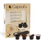 Capsul'In - Coffee Capsules Nespresso(R) compatible empty