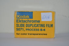Ektachrome - Kodak  ( 5071 )