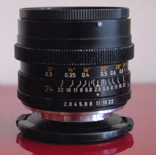 Elmarit R 24 mm f2.8 ( MJ)