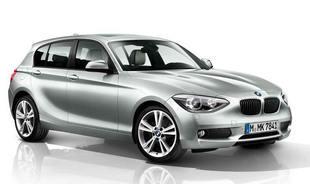 BMW Série 1 F20 F21 2012