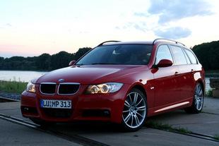 BMW Série 3 E91 2007