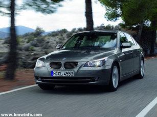 BMW Série 5 E60 2007