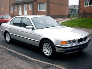 BMW Série 7 E38 1995
