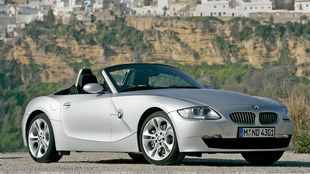 BMW Z4 E85 2003