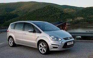 Ford Smax 2010