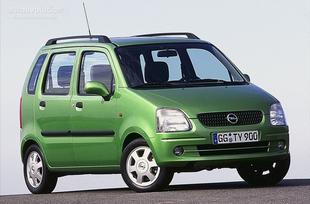 Opel Agila 2000
