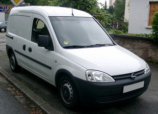 Opel Corsa Combo 2002