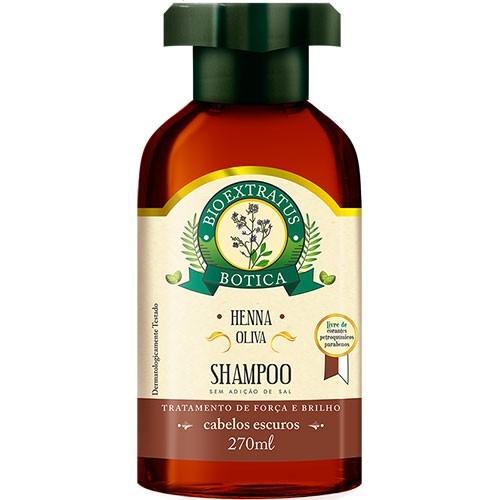 Bio Extratus Botica Henna Shampoo 270ml