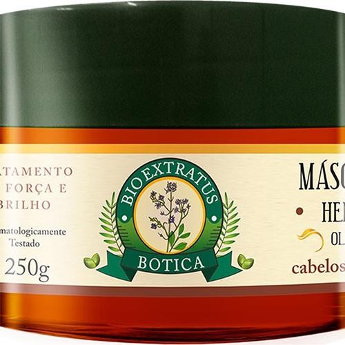 Bio Extratus Botica Henna Máscara 250g