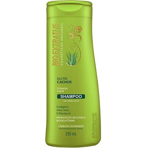 Bio Extratus Nutri Cachos Shampoo 250ml