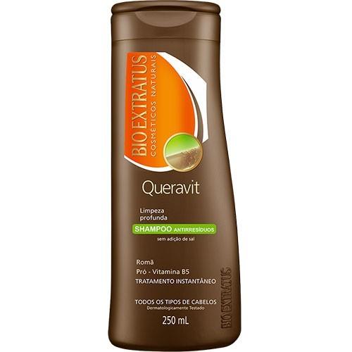 Bio Extratus Queravit Antiresíduos Shampoo 250ml