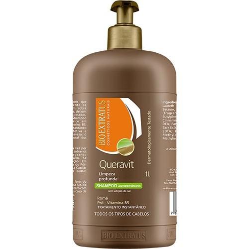 Bio Extratus Queravit Antiresíduos Shampoo 1lt