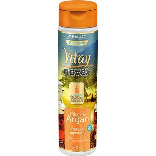 Novex Óleo de Argan Shampoo 300ml