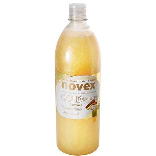 Novex Gold Shampoo 1lt