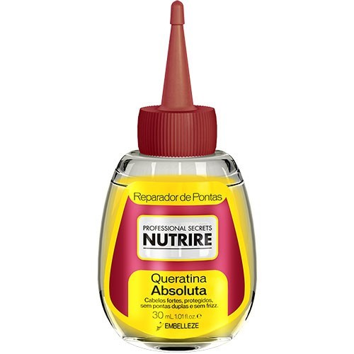 Novex Nutrire Queratina Absoluta Sérum 30ml