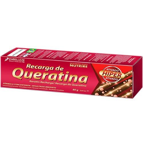 Novex Nutrire Recarga de Queratina 80g