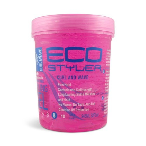 Eco Styling Gel Curl and Waves 946ml