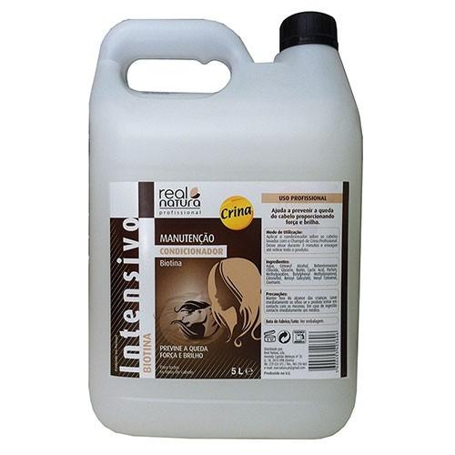 Real Natura Biotina Condicionador 5L