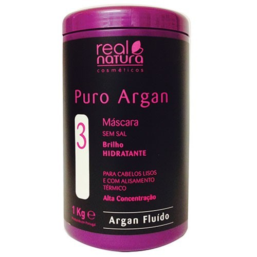 Real Natura Argan Máscara 1Kg