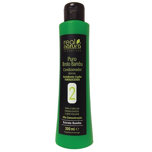 Real Natura Broto Bambu Condicionador 300ml