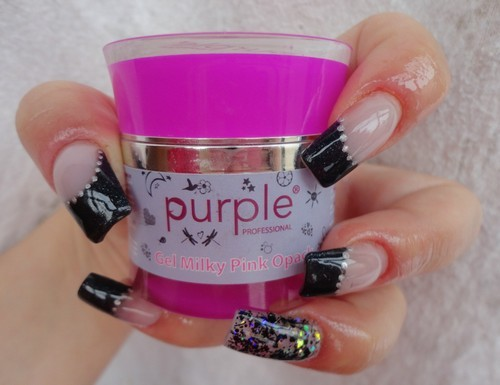 Purple Gel de Construção50grs