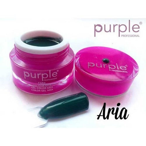 Purple Gel de Cor Aria