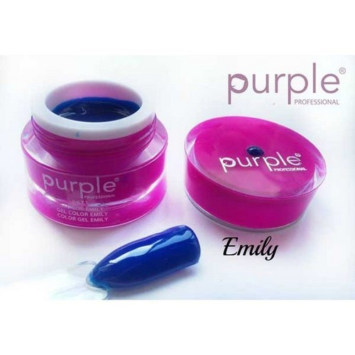 Purple Gel de Cor Emily
