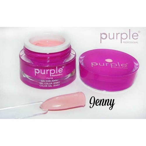 Purple Gel de Cor Jenny