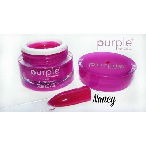 Purple Gel de Cor Nancy