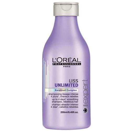 L`Oréal Profissional Expert Liss Unlimited Shampoo 250ml