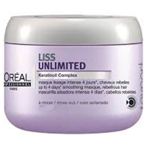 L`Oréal Profissional Expert Liss Unlimited Máscara 200ml