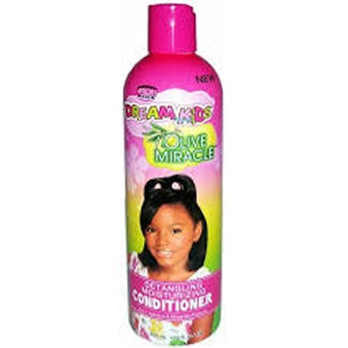 African Pride Dream Kids Olive Miracle Conditioner 350ml