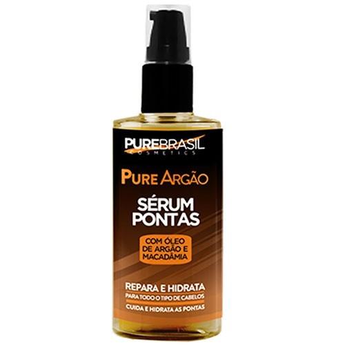 PureBrasil Pure Argão Sérum Pontas