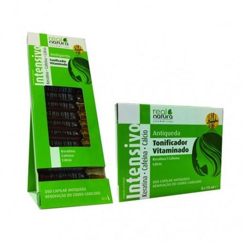 Real Natura Tonificador Vitaminado 15ml