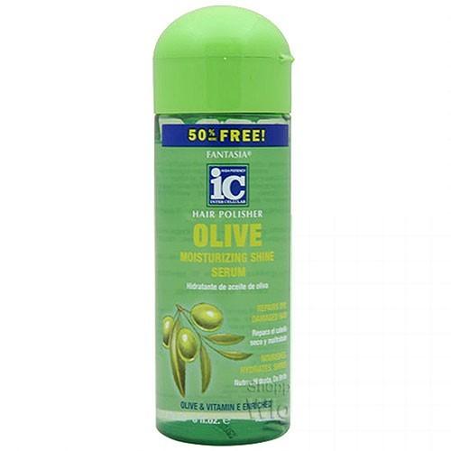 Fantasia Ic Olive Moisturizing Hair Polisher 178ml