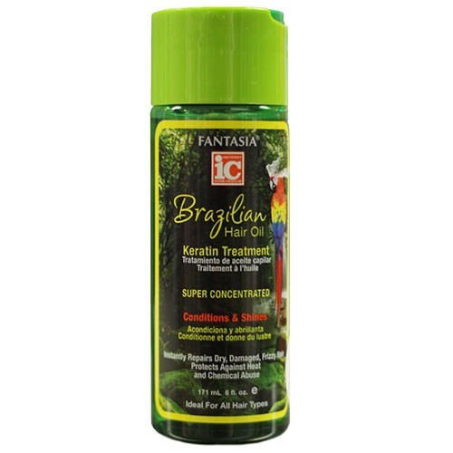 Fantasia Ic Keratin Brasilian Hair Oil 171ml