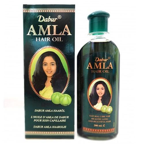 Dabur Amla Natural Care Hair Oil 300ml