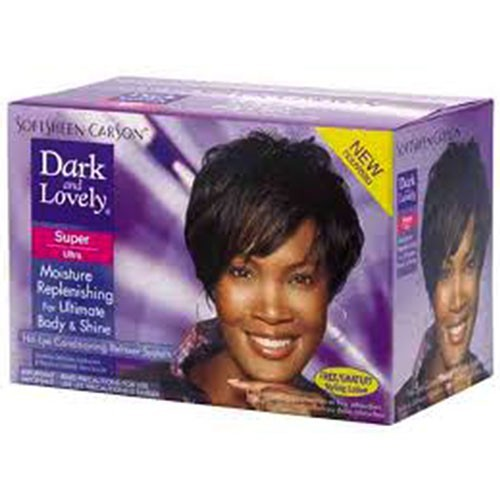 SoftSheen CarSon Dark and Lovely Desfrisante Super