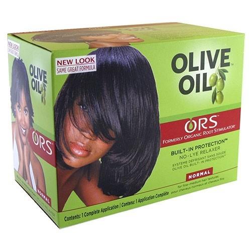 Ors Olive Oil 1 Aplicação Normal