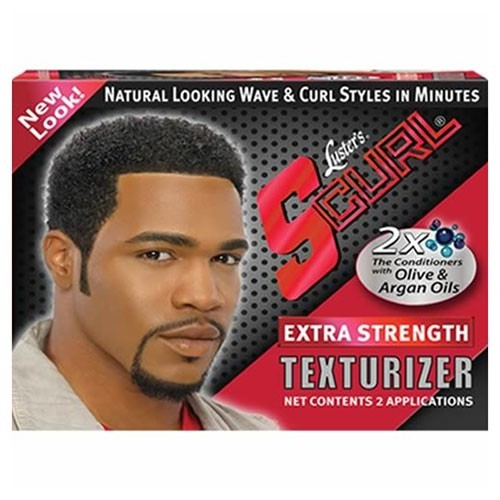 Luster`s Curl Texturizer Super