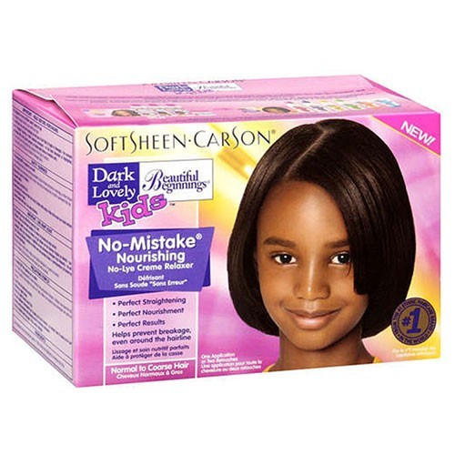 Dark and Lovely Kids Normal Hair