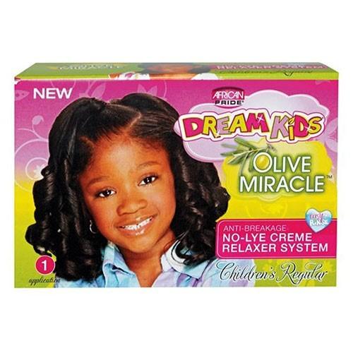 Dream Kids Olive Miracle Regular 1 Aplicação