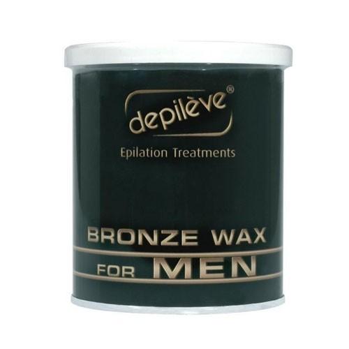 Depilève Cera Bronze Wax Homem 800g
