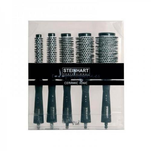Pack 5 Escovas Cerâmica Steinhart