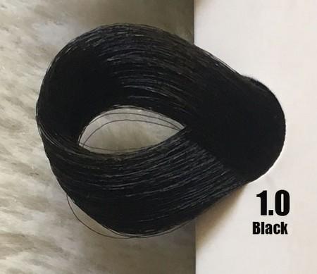 Extremo Tinta de Argan Natural 1.0 Preto 100 ml
