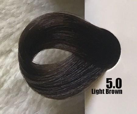 Extremo Tinta de Argan Natural 5.0 Castanho Claro 100 ml