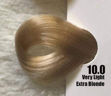 Extremo Tinta de Argan Natural 10.0 Louro Extra Clarissimo 100 ml