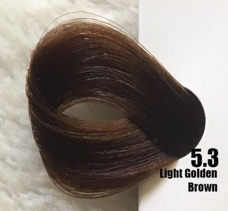 Extremo Tinta de Argan Dourado 5.3 Castanho Dourado Claro 100 ml
