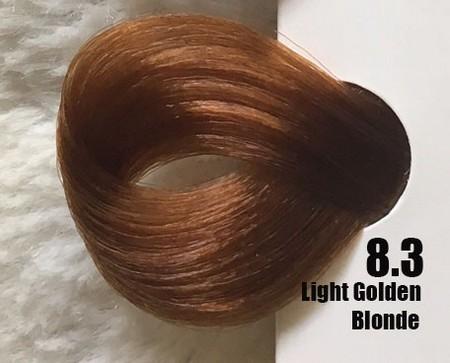 Extremo Tinta de Argan Dourado 8.3 Louro Dourado Claro 100 ml