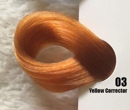 Extremo Tinta de Argan Corretor 03 Amarelo 100 ml